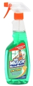 Средство для мытья стекол Мистер Мускул (Mr Muscle) ЗЕЛЕНОЕ 500 мл – ИМ «Обжора»