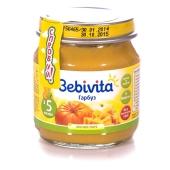 Пюре Бебивита (Bebivita) Тыква 100 г – ИМ «Обжора»
