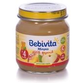 Пюре Бебивита Яблоко 100 г – ИМ «Обжора»