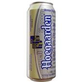 Пиво Хугарден (Hoegaarden) White 0,5 л. ж/б – ИМ «Обжора»