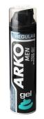 Гель для бритья APKO 200 мл регуляр – ИМ «Обжора»