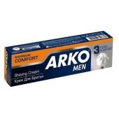 Крем для бритья APKO Макс комфорт 65 г – ИМ «Обжора»