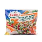 Зам.Овочі Хортекс 400гр д/смаж з рисом та печерицями – ІМ «Обжора»