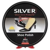 Крем для обуви Сильвер (Silver) Premium черный 50 мл – ИМ «Обжора»