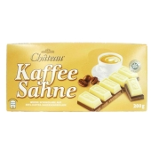 Шоколад Шато (Chateau) кофе/сливки 200 г – ИМ «Обжора»