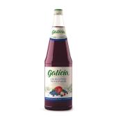 Сок Галичия (Galicia) яблочно-черничный неосвет. 1л – ИМ «Обжора»