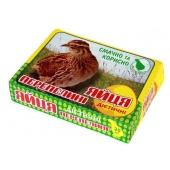 Перепелиное яйцо фасовнное картон 20 шт – ИМ «Обжора»