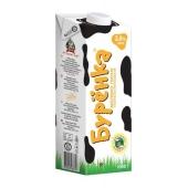 Молоко Буренка 2,6% 1л – ИМ «Обжора»