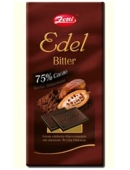 Шоколад Зетти (Zetti) биттер 75% 100 г – ИМ «Обжора»