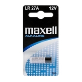 Батарейки Максел (Maxell) LR27 1шт. X блистер – ИМ «Обжора»