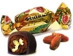 Конфеты Альпы Финик с орехом вес – ІМ «Обжора»