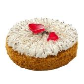 Торт Мариам Медовый с вишнями 1 кг – ИМ «Обжора»