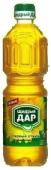 Подсолнечное масло Щедрый дар первый отжим 0,5 л – ИМ «Обжора»