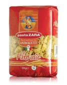 Макароны Паста Зара (Pasta ZARA) N017 Фигурки животные 500г – ИМ «Обжора»