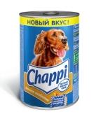 Корм Чаппи мясное изобилие 400 г – ИМ «Обжора»