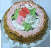 Торт Нежность Стецко 1 кг – ИМ «Обжора»