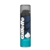 Пена для бритья Джилет (Gillette) Sensitive Skin Чувствительная кожа 200 мл – ИМ «Обжора»