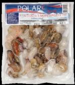 Заморозка Полар Стар (Polar Star) коктейль из морепродуктов вакуумированный 400 г – ІМ «Обжора»