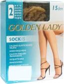 Гольфы Голден Леди (GOLDEN LADY) sock 15 melon – ИМ «Обжора»