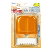 Средство для унитаза  Туалетный Утенок подвесной Цитрус 55 мл. – ИМ «Обжора»