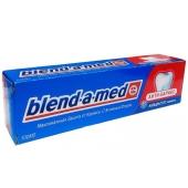 Зубная паста Бленд а мед (BLEND-A-MED) Mineral action 100 мл. – ИМ «Обжора»
