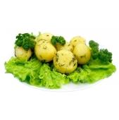Картопля молода з зеленню – ІМ «Обжора»