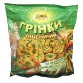 Гренки Ева-Хлеб Холодец-зелень 200 г – ИМ «Обжора»