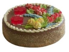 торт Киевский БКК(Булочно-кондитерский комбинат) 1 кг – ИМ «Обжора»