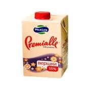 Сливки Премиалле (Premialle) 15% 200г – ИМ «Обжора»