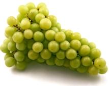Виноград белый Италия вес – ИМ «Обжора»