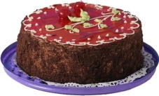 Торт Розалини (Rozalini) Пьяная вишня 900 г – ИМ «Обжора»