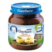 Пюре Гербер (Gerber) Яблоко-чернослив 130 г – ИМ «Обжора»
