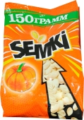 Семечки тыквенные Семки с солью 150 гр – ИМ «Обжора»