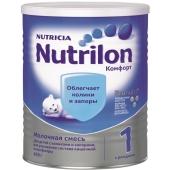 Смесь Нутрилон (Nutrilon)-1 Комфорт 400 г – ИМ «Обжора»