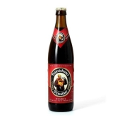 Пиво Францисканер (Franziskaner) Hefe Dunkel Германия 0,5 л. – ИМ «Обжора»
