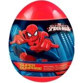 Яйцо с сюрпризом Банни Бадиес Спайдермен 20 г – ІМ «Обжора»