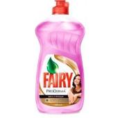 Жидкость для мытья посуды PG Фери (FAIRY) Продерм Шелк и Орхидея 500 мл. – ИМ «Обжора»