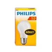 Лампочка Philips GLS 60 W E27 матова – ІМ «Обжора»