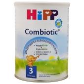 Молочная смесь  Хипп (Hipp) Комбиотик-3 с 10 месяцев 350 г – ИМ «Обжора»