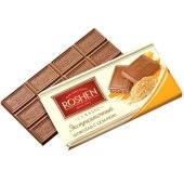 """Шоколад экстрамолочный с сезамом,""""Рошен"""", (Roshen), 100 г – ИМ «Обжора»"""