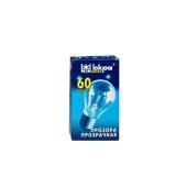 Лампочка Искра 60 W E27 прозрачная – ИМ «Обжора»