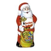 """Шоколад Киндер """"Дед мороз"""" 110г – ИМ «Обжора»"""