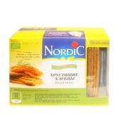 Хлебцы Нордик Органические 100г из злаков – ИМ «Обжора»