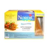 Хлебцы Нордик (Nordic) Пшеничные 100 г из злаков – ИМ «Обжора»