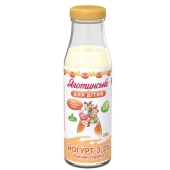 Йогурт Яготин Банан-тыква 3,2% 200 г – ИМ «Обжора»