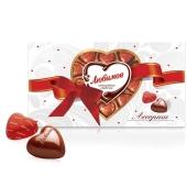 Конфеты Любимов Молочные сердца 225 г – ИМ «Обжора»
