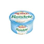 Сыр творожный Президент (President) Ронделе 125 гр. 70% – ИМ «Обжора»