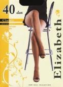 Колготи ELIZABETH Classic  40 Nero 3 – ІМ «Обжора»
