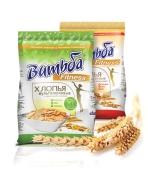 Хлопья Витьба с пшеничными отрубями 250 г – ИМ «Обжора»