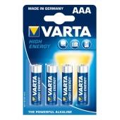 Батарейки Варта (VARTA) HE 4 AAA SPO Blister LR 03 по штучно – ИМ «Обжора»